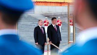 «Катюша» в Поднебесной: как прошел визит Путина в Китай