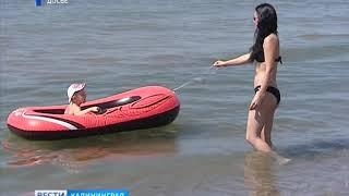 МЧС предупреждает об опасностях в новом купальном сезоне