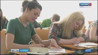 """Петрозаводск  присоединился к всероссийской акции """"Тотальный диктант"""""""