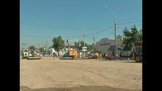 Как ремонтируют дороги в Краснодаре