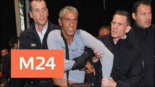 В московском клубе побили французского актера Сами Насери - Москва 24
