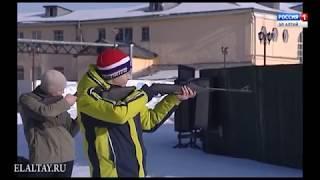 Военно-спортивная эстафета «Зарница» состоялась в Горно-Алтайске