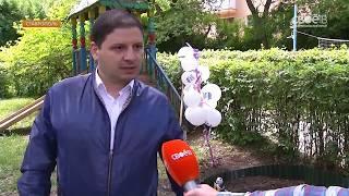 Витаминную грядку посадили воспитанники детского сада в Ставрополе