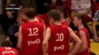 Финальный матч турнира «Локобаскет – Школьная лига»