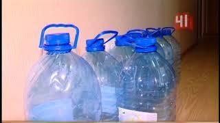 Поселок сидит неделю без воды
