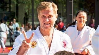 Знаменитый «уральский пельмень» даст в Югре мастер-класс по дзюдо