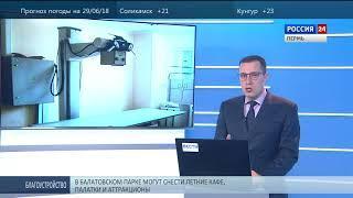 Больных Горнозаводска оставили без рентгена