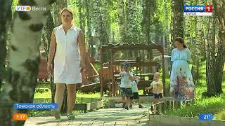 На Дне топора в Томске лучшему резчику по дереву вручат приз от ГТРК «Алтай»