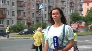 События Череповца: светофор отключен, школа предпринимателей