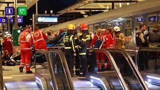 Авария в Зальцбурге
