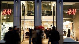 H&M теряет прибыль