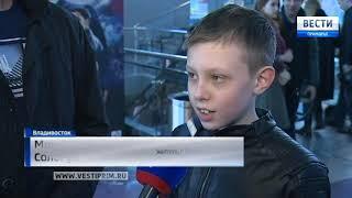 В Приморье с успехом продолжается прокат фильма «Тренер»