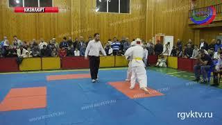 Команда Кизилюрта победила на Республиканском турнире по киокусинкай-карате