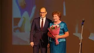 23 11 18 Вручение знаков отличия «Материнская слава» состоялось в Ижевске