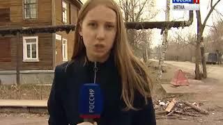 Ситуация с паводком в Кирове(ГТРК Вятка)
