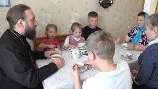 Многодетная семья из Зубово-Полянского района заслужила орден «Родительской славы»