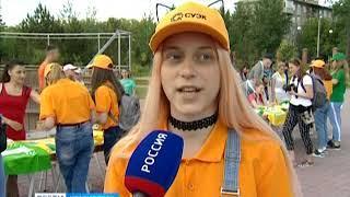 В Красноярске открыли четырнадцатый сезон трудовых отрядов СУЭК