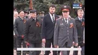 В МВД по Чувашии празднуют День ветеранов органов внутренних дел