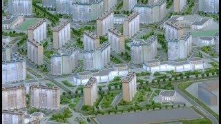 Жителям округа предлагают создать город будущего для замерзающего мира