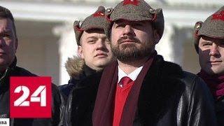 От Москвы до Мурманска: 23 февраля кандидаты в президенты провели на митингах и встречах - Россия 24