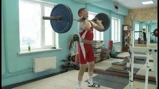 Чемпионом России по тяжёлой атлетике стал ветеран спорта из Югры