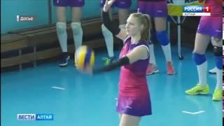 Волейболистки «Алтай-АГАУ» подсчитывают очки перед следующим туром
