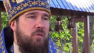 Крымские спасатели встретили Престольный праздник