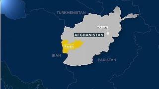 Крушение вертолета в Афганистане - выживших нет