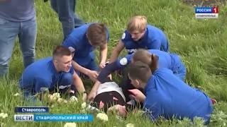Студенты-медики  сразились за звание сильнейшего в Ставрополе