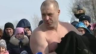 Масленица в Хабаровске и в Вяземском