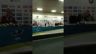 Владимир Якушев доволен организацией Чемпионата мира по биатлону