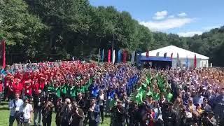 «Машук-2018» официально открыт в Пятигорске