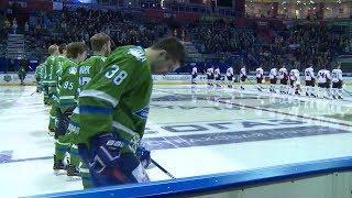«Салават Юлаев» на домашнем льду играет с омским «Авангардом»