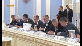 Развитие СКФО обсудили в Москве