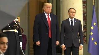 """Макрон - Трампу: """"Франция США не вассал, а союзник"""""""