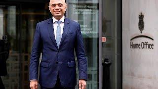 Назначен новый глава МВД Великобритании