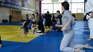 Семейные тренировки в центре дзюдо, Оренбург 20.10.2018