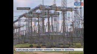 Юбилейная дата: 40 лет назад при строительстве Чебоксарской ГЭС ввели в эксплуатацию открытое распре