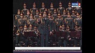 В столице Чувашии  выступил знаменитый ансамбль Александрова с участием солистов из Чебоксар