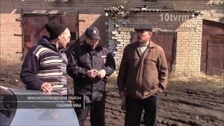 Кража из КФХ на несколько дней задержала посевную