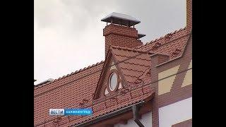 Дом на Ленинском проспекте Калининграда остался без газа