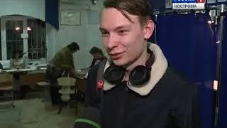 Подведение итогов президентских выборов в Костромской области прошло рекордно быстро