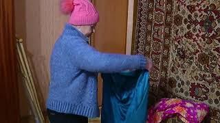 Пенсионерка из Калининграда замерзает в своей квартире