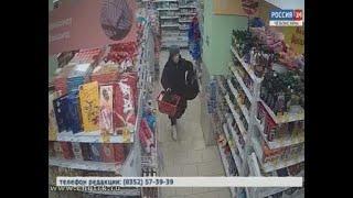 Чебоксарские полицейские задержали пожилую женщину, промышлявшую воровством в супермаркете