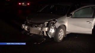 Восемь ДТП произошло в Белгородской области