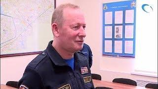 С рабочим визитом Новгородскую область посетил замминистра МЧС Олег Баженов