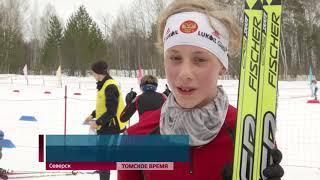 Томичи отличились на домашних лыжных состязаниях