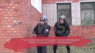 Взрыв на ПАТП, захват заложников и штурм: в Вологде прошли учения спецслужб