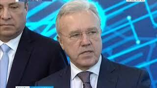 Росатом, Роскосмос и правительство Красноярского края подписали трёхсторонний меморандум
