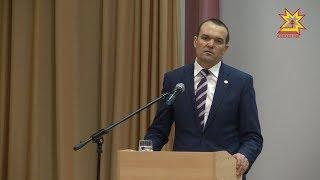 В Козловском районе подвели итоги социально-экономического развития за прошлый год.